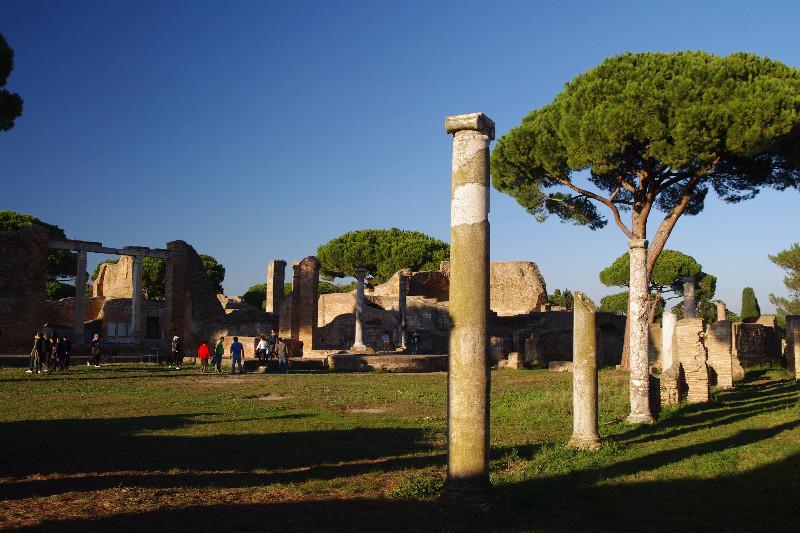 Ostia Anticaオスティア・アンティ ...