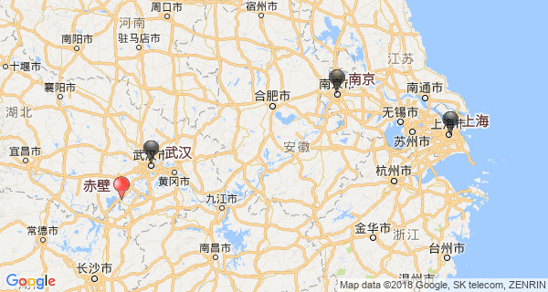 google map 中国 版