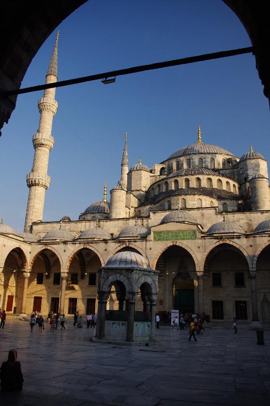 2012年 スコットランド、イングランド、トルコ旅行記 : イスタンブール